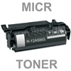 Lexmark 12A6865 MICR Toner Cartridge