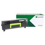 Lexmark 55B1H00 Genuine Toner Cartridge