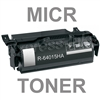 Lexmark 64015HA High Yield MICR Toner Cartridge