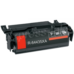 Lexmark 64435XA Extra High Yield Black Toner Cartridge