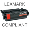 Lexmark 64435XA Compliant Compatible Toner Cartridge
