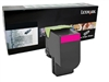 Lexmark 80C10M0 Genuine Magenta Toner Cartridge 801M