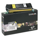 Lexmark C5220YS Genuine Yellow Toner Cartridge