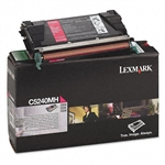 Lexmark C5240MH Genuine Magenta Toner Cartridge