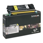 Lexmark C5240YH Genuine Yellow Toner Cartridge