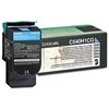 Lexmark C540H1CG Genuine Cyan Toner Cartridge
