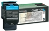 Lexmark C544X1CG Genuine Cyan Toner Cartridge