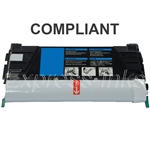 Lexmark C748H1MG Cyan Compatible Toner Cartridge
