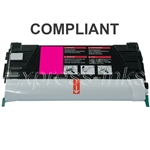 Lexmark C748H1MG Magenta Compatible Toner Cartridge