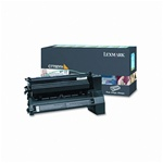 Lexmark C7700YH Genuine Yellow Toner Cartridge