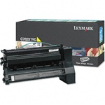 Lexmark C782X1YG Genuine Yellow Toner Cartridge
