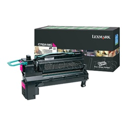 Lexmark C792A1MG Genuine Magenta Toner Cartridge