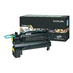 Lexmark C792A1YG Genuine Yellow Toner Cartridge