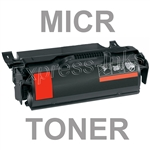 Lexmark T650H11A Compatible MICR Toner Cartridge