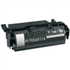 Lexmark T654X11A Compatible Black Toner Cartridge