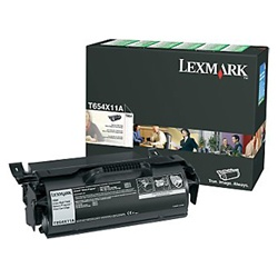 Lexmark T654X11A Genuine Toner Print Cartridge
