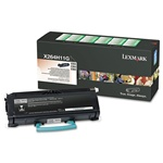 Lexmark X264H11G Genuine High Yield Toner Cartridge