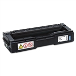 Ricoh 406476 OEM Genuine Cyan Toner Cartridge