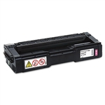Ricoh 406477 OEM Genuine Magenta Toner Cartridge