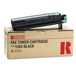 Ricoh 430347 Genuine Type-1160 Toner Cartridge