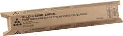 Ricoh 841280 Genuine Black Toner Cartridge
