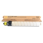 Ricoh 841339 Genuine Yellow Toner Cartridge