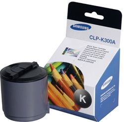 Samsung CLP-K300A Genuine Black Toner Cartridge