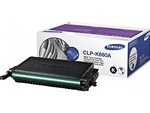 Samsung CLP-K660A Genuine Black Toner Cartridge