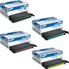 Samsung CLP-620ND Genuine Toner Cartridge Combo