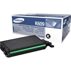 Samsung CLT-K609S Genuine Black Toner Cartridge