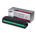 Samsung CLT-M504S Genuine Magenta Toner Cartridge