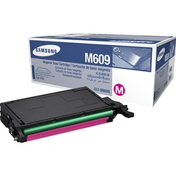 Samsung CLT-M609S Genuine Magenta Toner Cartridge