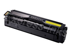 Samsung CLT-Y504S Compatible Yellow Toner Cartridge