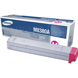 Samsung CLX-M8380A Genuine Magenta Toner Cartridge