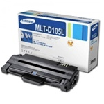 Samsung MLT-D105L Genuine Toner Cartridge