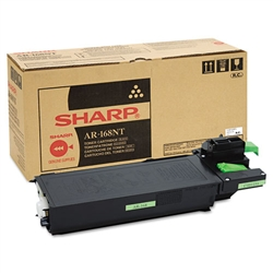 Sharp AR-168NT Genuine Toner Cartridge AR168NT