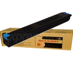 Sharp MX-27NTCA Genuine Cyan Toner Cartridge