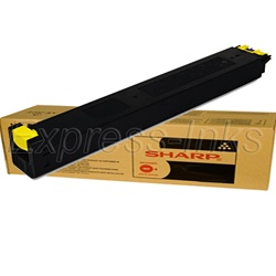 Sharp MX-27NTYA Genuine Yellow Toner Cartridge