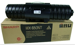 Sharp MX-850NT Genuine Toner Cartridge MX850NT