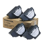Toshiba T1350 Genuine Black Toner Cartridge