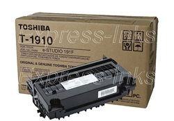 Toshiba T1910 Genuine Black Toner Cartridge