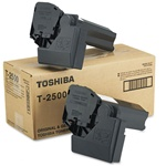Toshiba T2500 Genuine Toner Cartridge T-2500