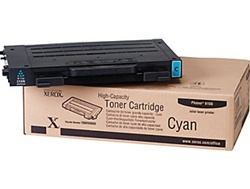 Xerox 106R00680 High Yield Cyan Toner Cartridge