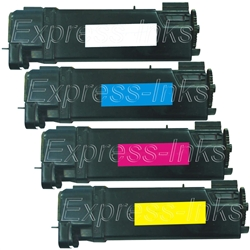 Xerox Phaser 6130 4-Pack Compatible Toner Combo