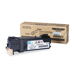Xerox 106R01278 Genuine Cyan Toner Cartridge