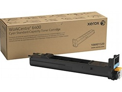 Xerox 106R01320 Genuine Cyan Toner Cartridge