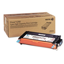 Xerox 106R01392 Genuine Cyan Toner Cartridge
