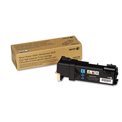 Xerox 106R01594 Genuine Cyan Toner Cartridge