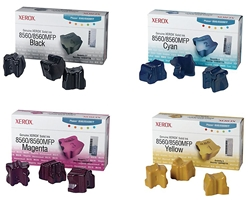 Xerox Phaser 8560 12-Sticks Genuine Solid Ink Combo