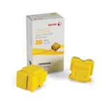 Xerox ColorQube Yellow (2-Sticks) Genuine Solid Ink 108R00928